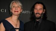 Alexandra Grant hat einen Neuen: Zur Gala des Los Angeles County Museum of Art kam sie mit Keanu Reeves