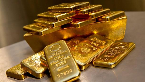 Goldfund wird auf Echtheit geprüft