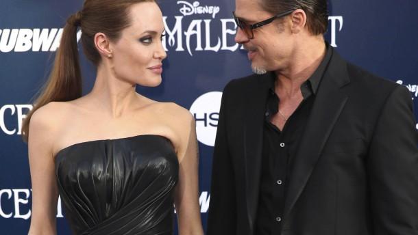 Jolie und Pitt veröffentlichen Statement
