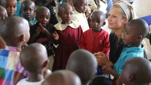 Warum Toni Garrn sich in Burundi engagiert