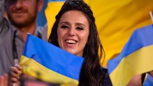 Russland nimmt am ESC in der Ukraine teil