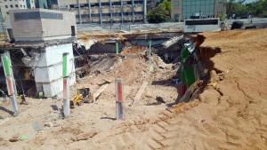 Zwei weitere Tote nach Einsturz von Tiefgarage in Tel Aviv