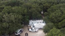 Polizei sucht Gabbys Freund in Naturschutzgebiet