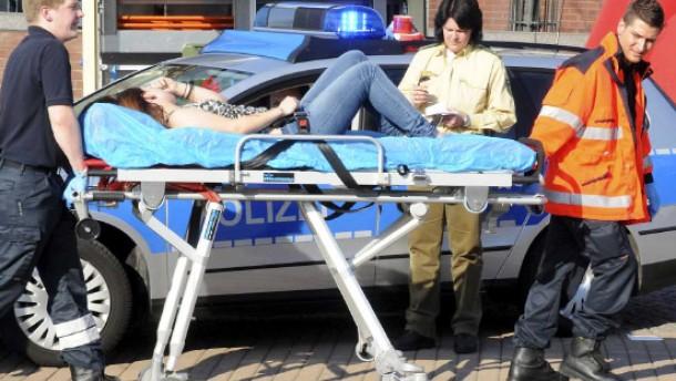 Ermittlungen wegen fahrlässiger Körperverletzung