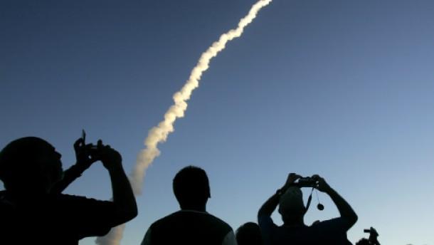 """Sonde """"Dawn"""" startet zum Asteroidengürtel"""