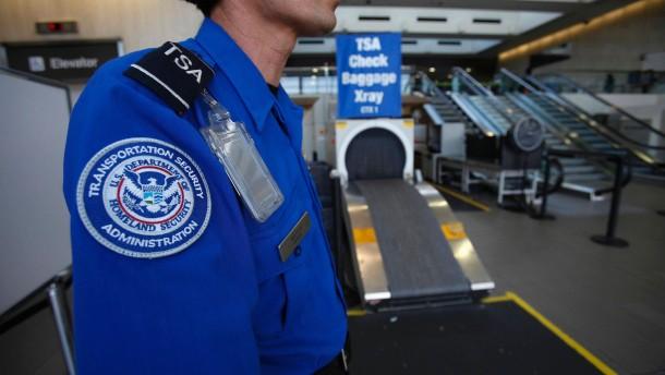Flugsicherung erlaubt Taschenmesser im Handgepäck
