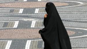 Österreich verbietet Burkas in der Öffentlichkeit