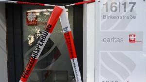14 Verletzte bei Feuer in Bremer Flüchtlingsheim