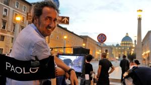 Regisseur Paolo Sorrentino gestaltet Italiens Vanity Fair