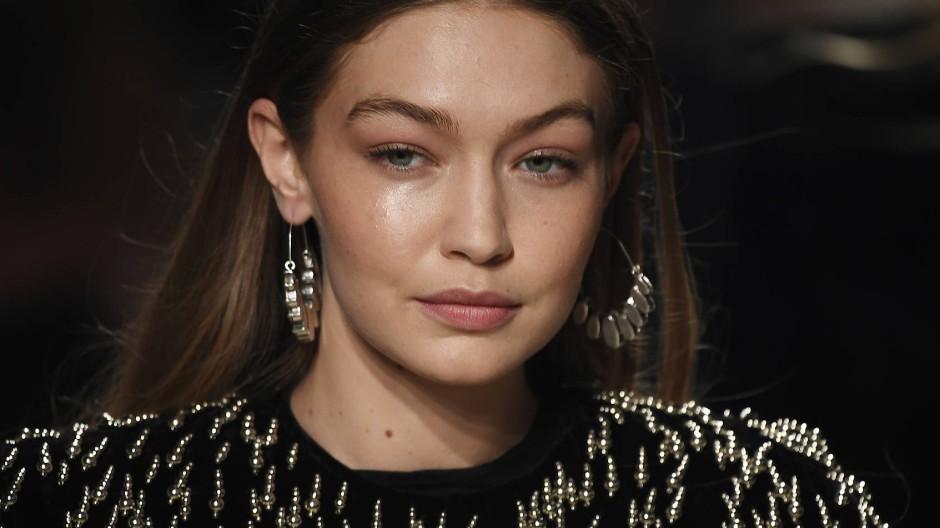 Mag es privat gern bunt: Topmodel Gigi Hadid