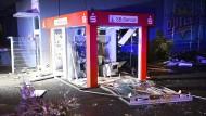 Besserer Schutz für Geldautomaten