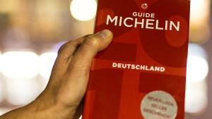 Mehr Michelin-Sterne für deutsche Spitzen-Restaurants