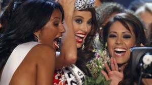 Das Krönchen der Miss Universum bleibt im Lande