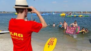 Mehr Ertrunkene in deutschen Gewässern