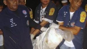 Touristen in thailändischer Höhle ertrunken