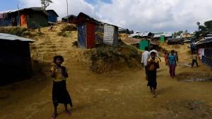 Tausende Rohingya binnen eines Monats getötet