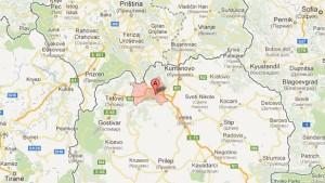 Die mühsame Suche nach Skopje