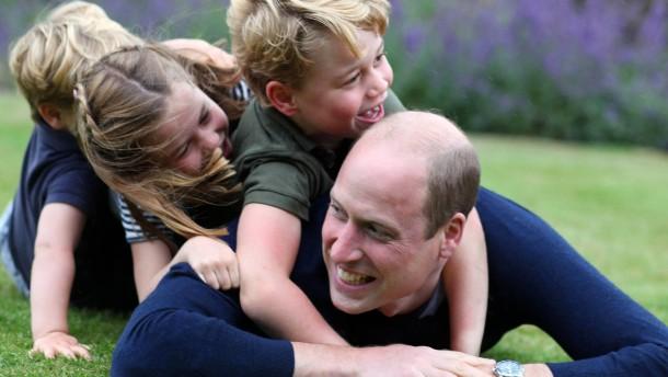Prinz William feiert 38. Geburtstag im kleinen Kreis