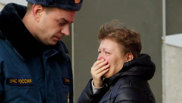 Russischer Airbus zerschellt in Ägypten – 224 Tote