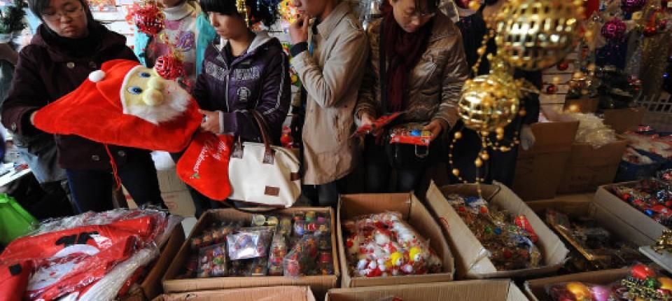 Warum Gibt Es Weihnachten.Weihnachten In China Regierung Gibt Dem Konsumismus Ihren Segen