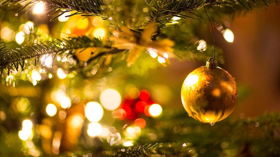 Acht Tipps für entspannte Weihnachten