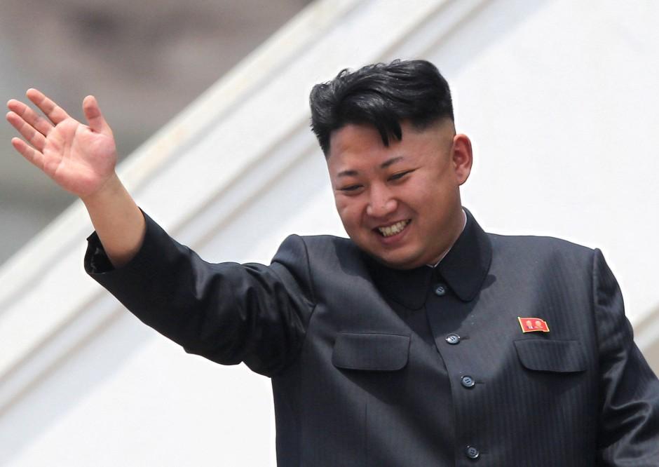 Stilvorbild Kim Jong Un Ein Haarschnitt Fur Alle Menschen Faz