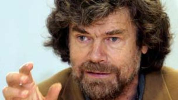Toter Bruder von Reinhold Messner gefunden