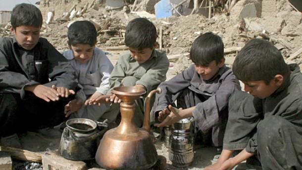 Regierung erbittet internationale Hilfe