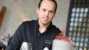 Tristan Brandt  holt zwei Sterne in drei Jahren