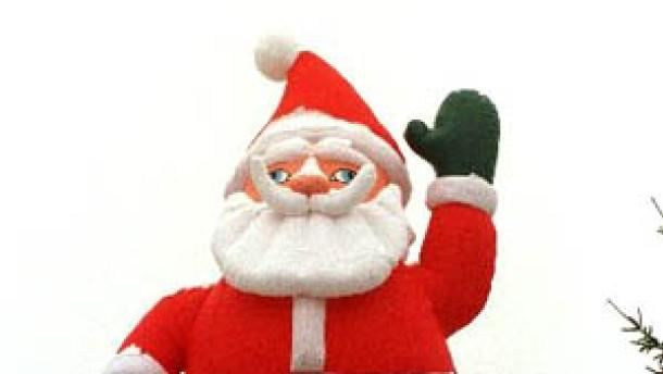 Santa Claus ist ein Pfälzer