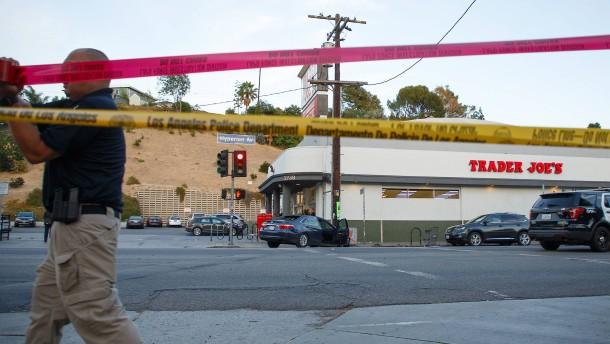Eine Tote bei Geiselnahme in Los Angeles