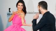 Kollektionseinblick: Kendall Jenner und Giambattista Valli in Südfrankreich