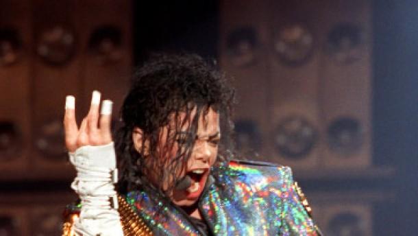 Michael Jackson wählt London für sein Comeback