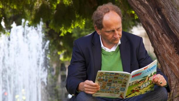 """""""Asterix ist etwas für Jungs"""""""