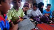 Ziel von Kinderhändlern