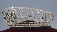 Dieses Diadem wurde aus dem Badischen Landesmuseum in Karlsruhe gestohlen.