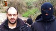 Lange gesuchte Mafiosi in Bunker gefasst