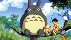 Sonderkollektionen mit Totoro und Doraemon