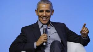 Aufregung über Obamas Geburtstagspläne