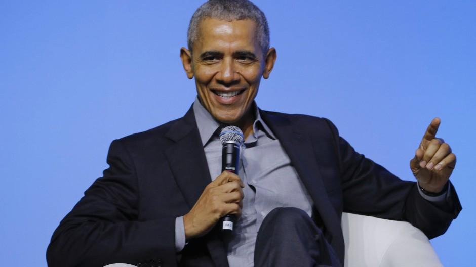 Hat große Geburtstagspläne: Barack Obama