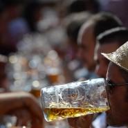 Nur eine Maß getrunken? (Archivbild vom September 2016)