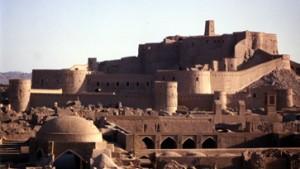 Die historische Stadt Bam gibt es nicht mehr