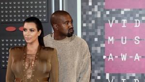 Spott und Gebete für Kanye West