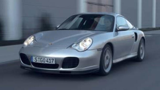 Arbeitsloser fuhr mit Porsche zur Schwarzarbeit