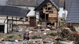 Mehr als 40 Tote – noch immer viele Vermisste