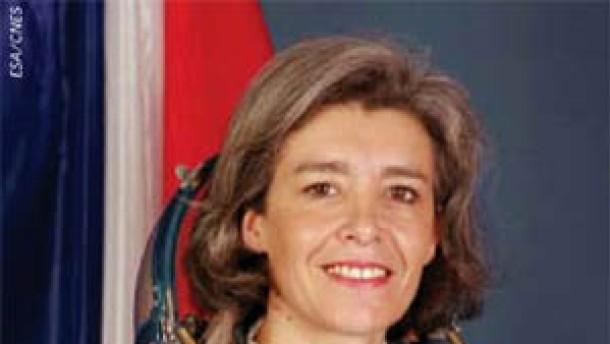Eine Esa-Astronautin als Ministerin