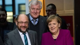 Das sind die Schlagworte des Koalitionsvertrags