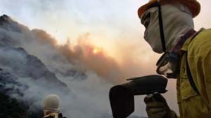 Brände am Tafelberg: Deutsche Touristen gerettet
