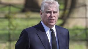 Londoner Polizei nimmt keine Ermittlungen gegen Prinz Andrew auf