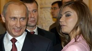 Putin wird geliebt